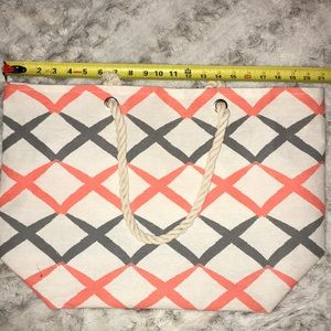 """Large tote bag 21""""x15"""""""